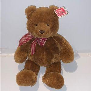 """Gund teddy bear 18"""" new"""